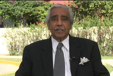 Rangel: Castro respects Obama, Rubio doesn't