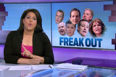 Finney: GOP Freak out in full-swing over ACA