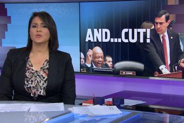 Issa: Cummings had a 'hissy fit'