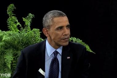Pres. Obama has a funny bone