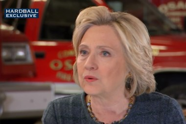 Clinton: 'We are at a turning point' on guns