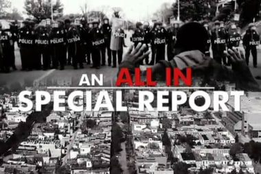 All In Special Report: Back to Baltimore