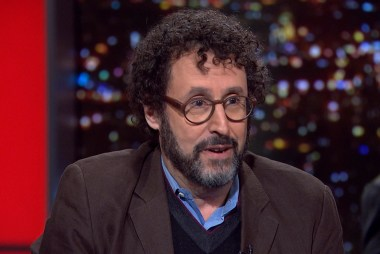 Tony Kushner on Clinton and Susan Sarandon