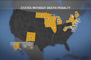 Death penalty support reaches lowest levels