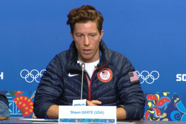 Shaun White pulls out of one competition