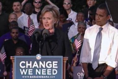 Dem stars align for 'Planet Hillary'
