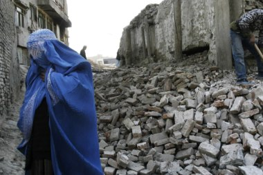Afghan Women's Rights in Jeopardy?