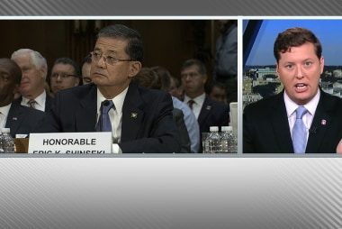 Shinseki defends record