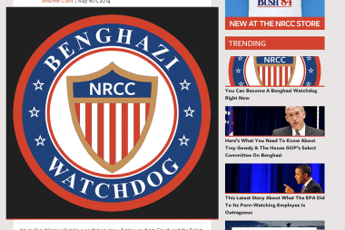Backlash from Benghazi continues