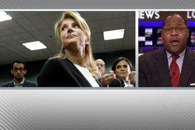 Wendy Davis: My opponent sinks to new low