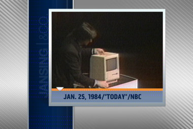 30 years ago today: Steve Jobs introduces Mac
