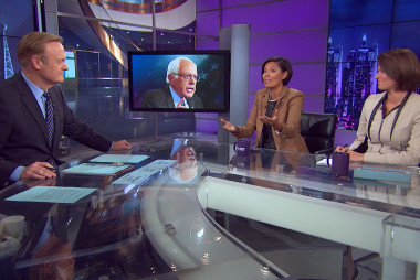 Did Sanders really win the debate?