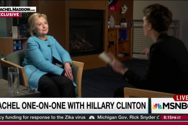 Clinton chides 'worked up' Sanders supporters