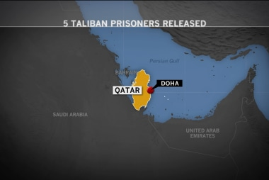 Can US trust Qatar with released prisoners?