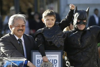 Batkid's story is now a documentary
