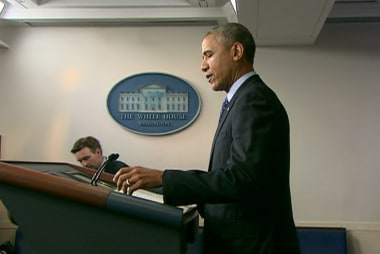 Obama administration weighing options in Iraq