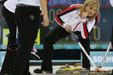 The unofficial first family of curling