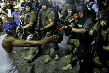 Is Ferguson a catalyst for change?