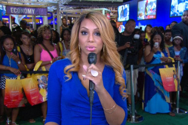 Tamar Braxton on her music and famous sister