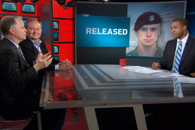 What's next for freed American soldier?
