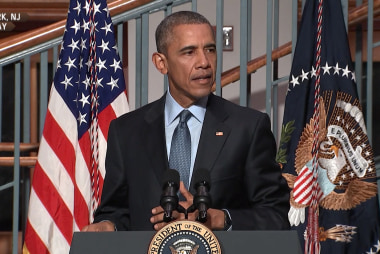 President Obama: 'Ban the box'
