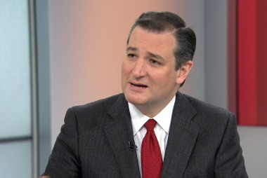 Ted Cruz: I'm not interested in mudslinging