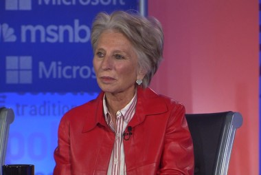 Jane Harman: Snowden 'conjured up craziness'