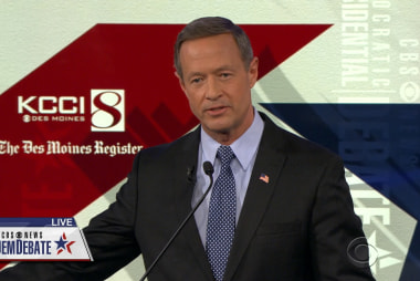 O'Malley on 'debt-free college'