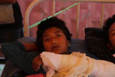 Aftershock: Inside a U.S. medical mission...