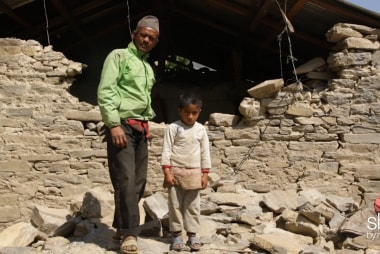 Rebuilding after Nepal earthquakes