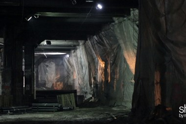 Underground NYC's 2nd Avenue subway build