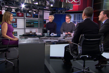 Morning Joe Mix: Wednesday, January 20
