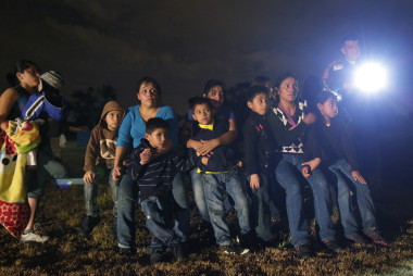 Why children are fleeing Central America
