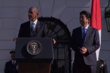 Obama thanks Japan for emojis