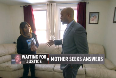 One family's long wait for justice