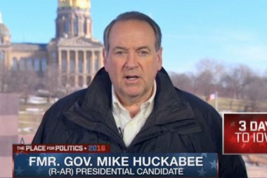 MSNBC's one-on-one with Mike Huckabee