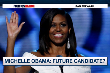 Is there a political future for the FLOTUS?