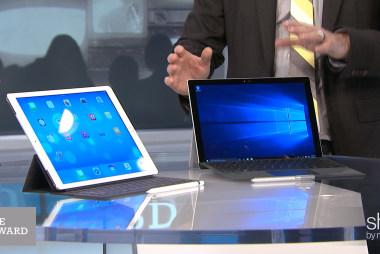 Tablet wars! Apple versus Microsoft
