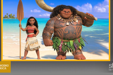 Meet Pacific Islander Disney princess