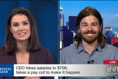 CEO: Wage hike to $70K isn't a 'slam dunk'