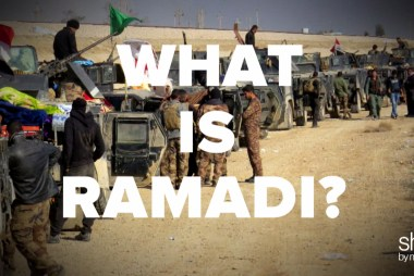 Why Ramadi is important