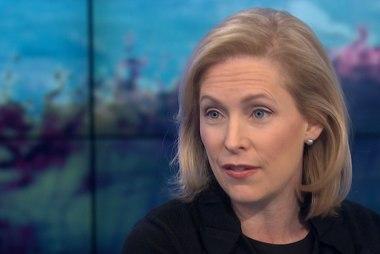 Kristen Gillibrand 'hopeful' for assault bill