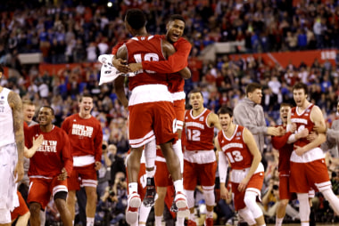Wisconsin beats Kentucky in Final 4 shocker