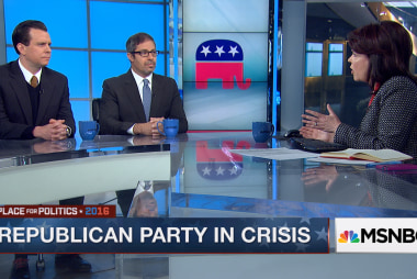 Republican Party in crisis?