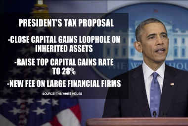 What will Obama's tax proposal entail?