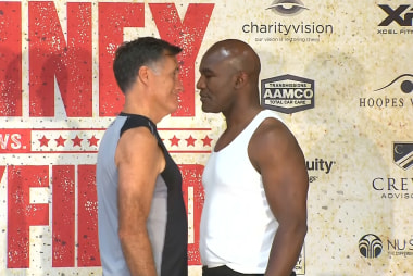 Are you ready for Romney vs. Holyfield?