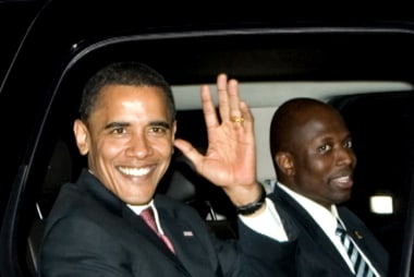 President Obama's body man opens up