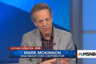 Mark McKinnon on storytelling in campaigns