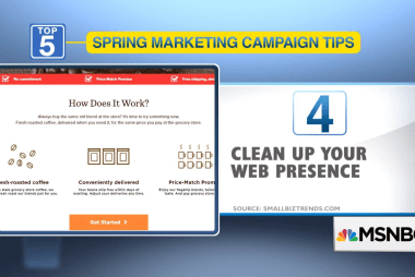 5 tips for a spring marketing campaign