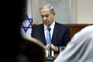 Netanyahu's 'existential threat'